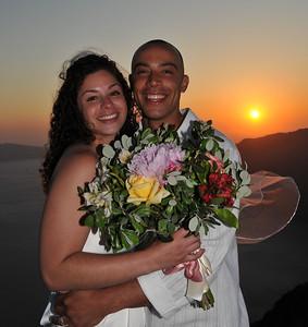 Cristina and Diron Mobley-Greece Wedding May 2011