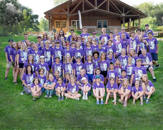 Camp Quest Minnesota 2018 Week 2