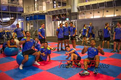 RugbyWA U15's & U17s Jumper Presentation & Team photo's 03.03.2016