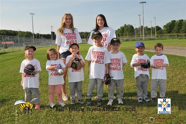 Muskoka Hornets Baseball 2015