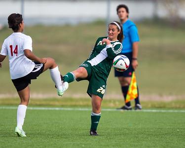 CMU Women's Soccer 2015