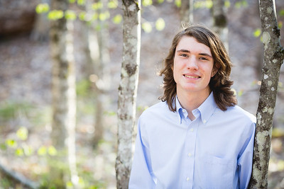 Senior Portraits - Nick Szuba