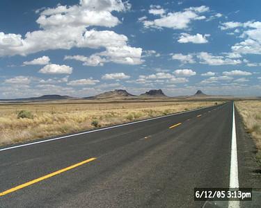 Navajo & Hopi Reservations Ride - June 2005