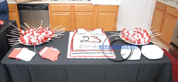 D'Andre's Birthday Party