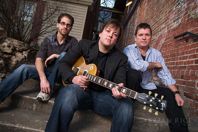 Brandon Miller Band at the Levee 01.19.13