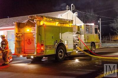 02-03-20 West Lafayette FD - House Fire