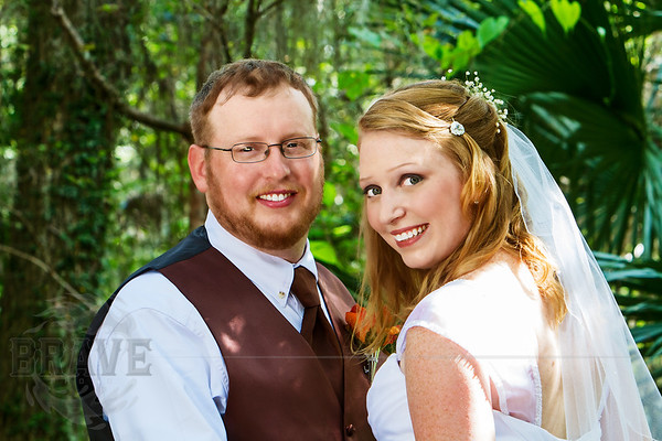 Stump ~ Brown Wedding