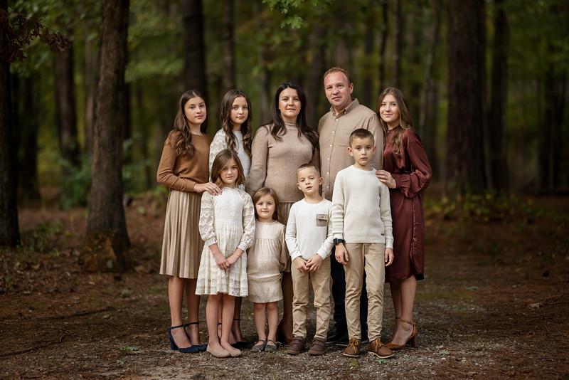 Vita and Alex Family Photoshoot 2021-10-02
