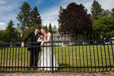 Vaughn / Pilc Wedding