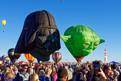 Balloon Fiesta - Oct 6, 2018