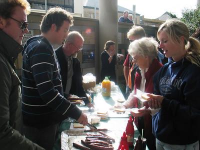 Return of the Weekend BBQ, 4.5.2008