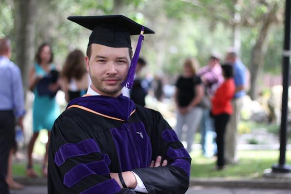 Michael's Law School Graduation!