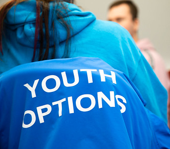 Youth Options -care leavers
