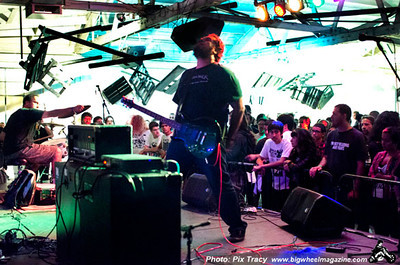 Black Flag - Good For You - It's Casual - and The Goons - at The Vex - Los Angeles - CA - July 14, 2013
