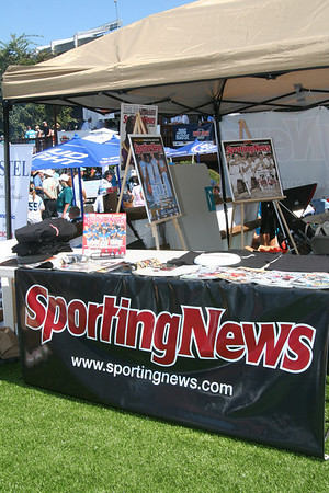 Sporting News Tent - Game 1