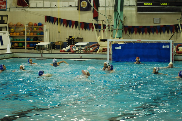 Girls' Water Polo: GA vs Hill School