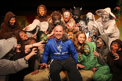 """Christian Academy's """"The Jungle Book"""" Audience Pictures"""