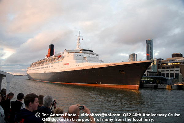 QE2 40th Anniversary Cruise