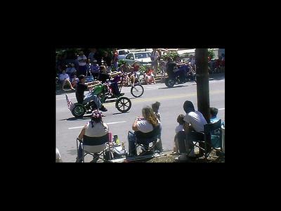 July 4, 2002 Morgan Hill Parade
