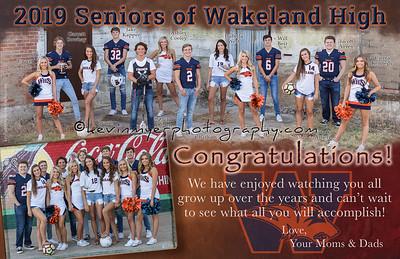 Wakeland Senior Group Ad