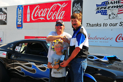 September 3, 2012 - Coca Cola Points Race #10