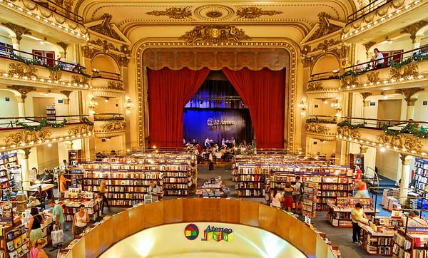 Librairie El Ateneo