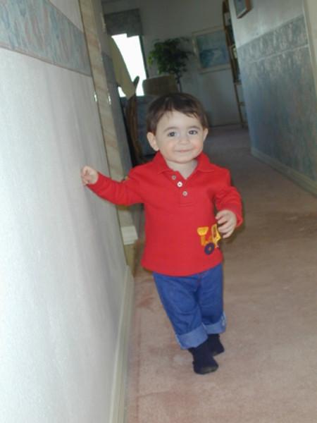 Jordan In Hallway.JPG