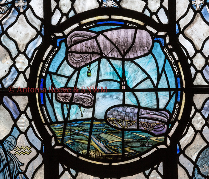 RAF Window,, Barrage Balloons