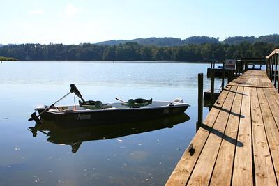 Camping and Boat Ride at Smith Lake