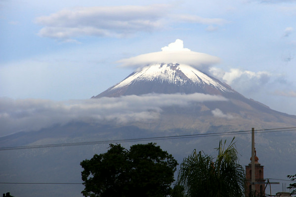 Volcano Views-Mexico 2014