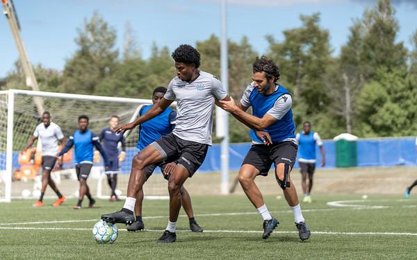 Training Sep 1