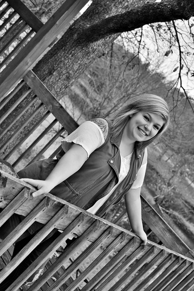 Megan Mullins Senior Photos
