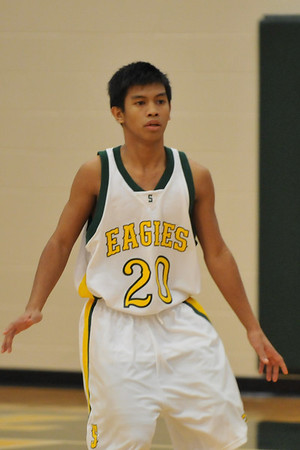 Boys JV Basketball - Winterset 2008-2009