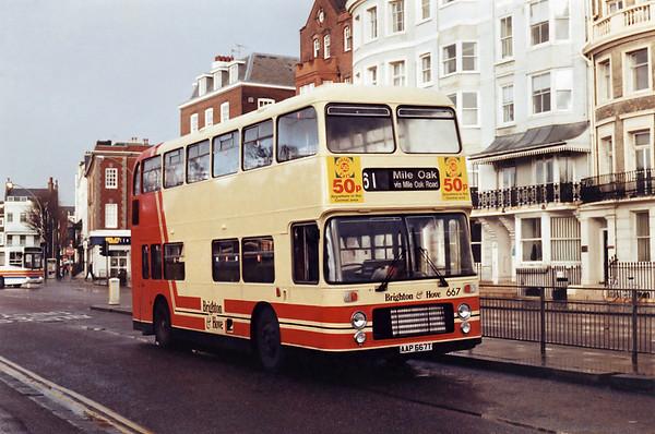 3rd February 1994: Brighton