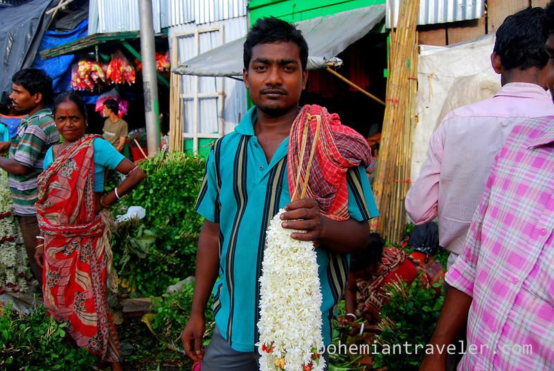 Flower Market in Calcutta India (5).jpg
