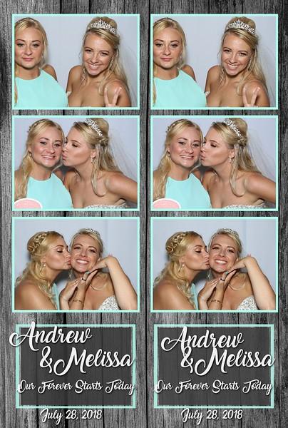 Andrew & Melissa's Wedding (07/28/18)