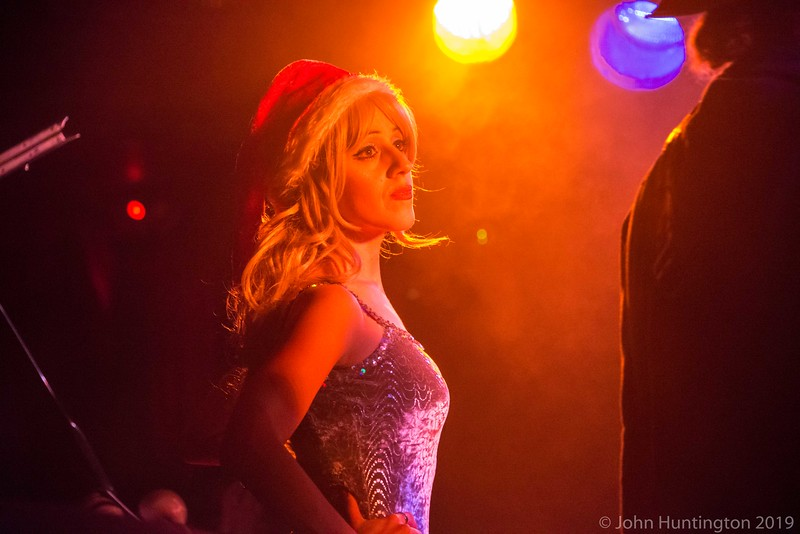 An Anna Copa Cabanna Christmas! at the McKittrick Hotel, December 23, 2015