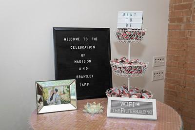 Taff Wedding Reception