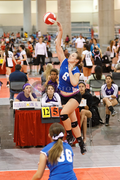 2013 Attack - Volleyball Festival - Day 3