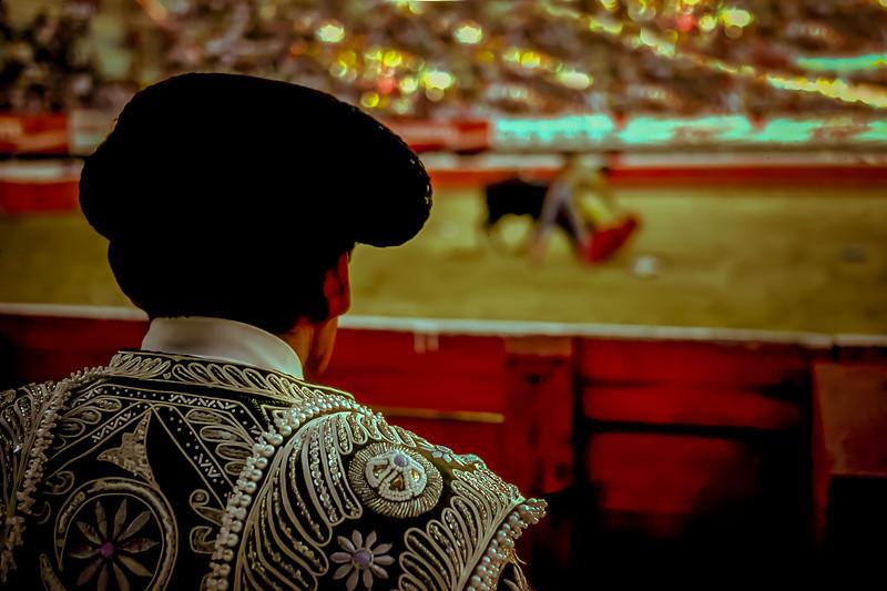 Matador, Tijuana Bullring, Baja California, Mexico