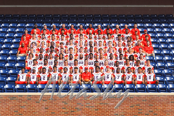 UNIVERSITY OF RICHMOND - FOOTBALL 08-16-18
