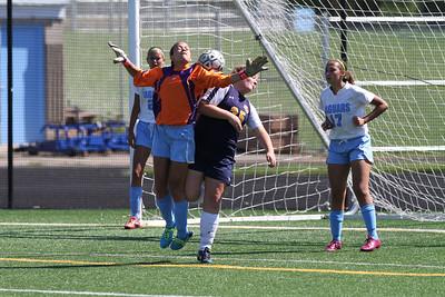 JHS JV Soccer vs. Prior Lake