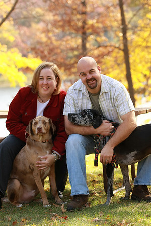 Andy Missi Freddie and Kirby fall 2008