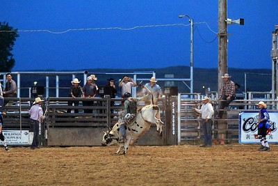 Fri Perf Bull Riding