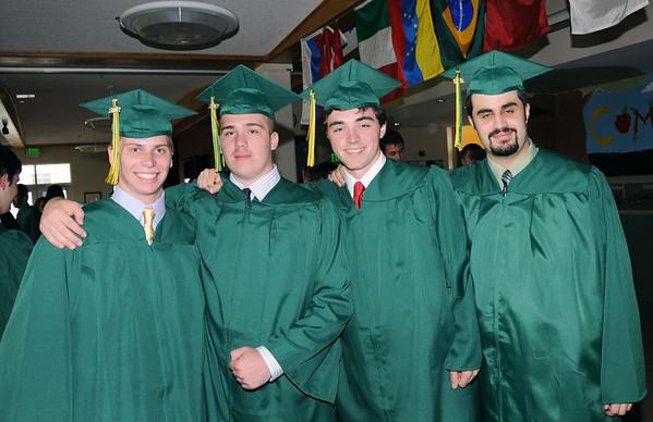 2012 BBA Graduation photos by Gary Baker