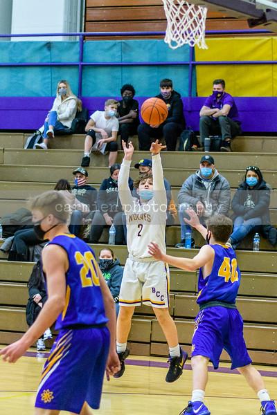 BCC JV/Varsity Basketball 2/15/21