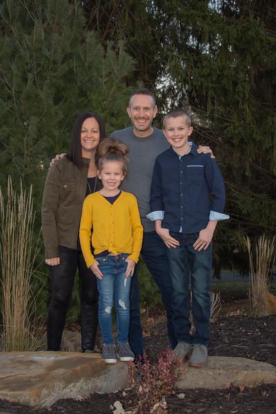 Hunter Family 2020