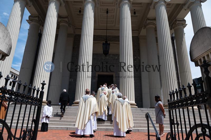 Baltimore Basilica 200th Anniversary Mass