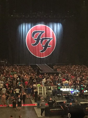 2015 Foo Fighters Concert