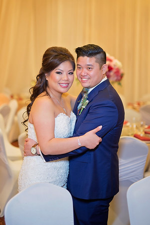Linda and Duc - Reception